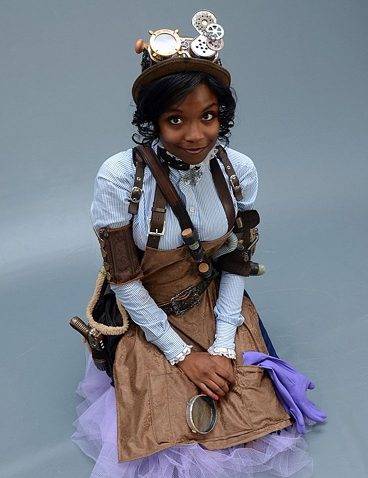 """cosplayingwhileblack: """"Costume by andythanfiction Model wilsontoyourhouse Photos by Portrait Innovations SUBMISSION """""""