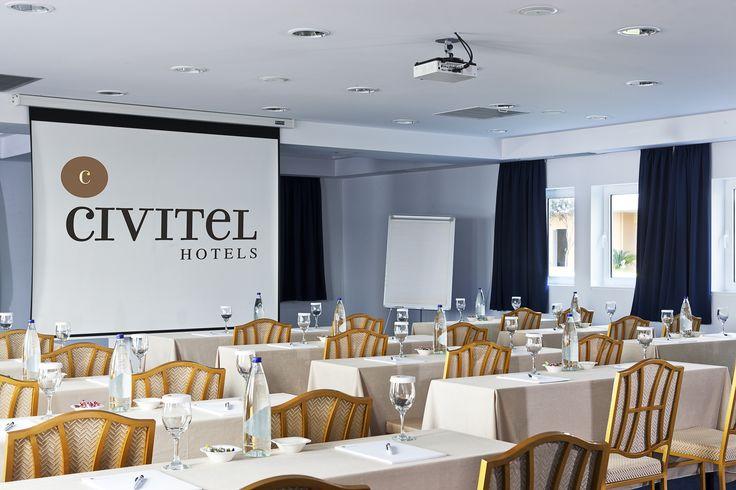 Civitel Attic Conference Room