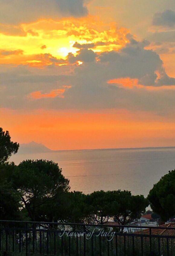 The Best of Sperlonga | Flavor of Italy Blog: gorgeous sunrises & sunsets