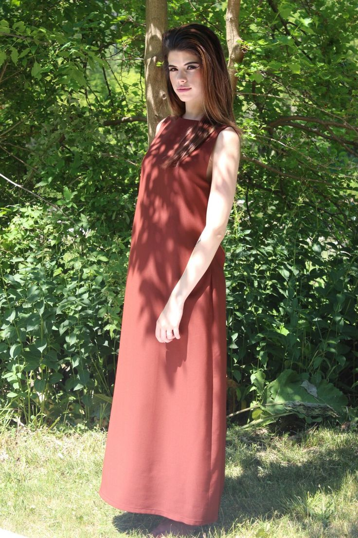 Designs by: J.E.S. clothing Burgundy throw & go dress Available at: https://www.etsy.com/shop/JESclothes?ref=hdr_shop_menu