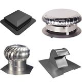 Roof vents required for your roofing project.