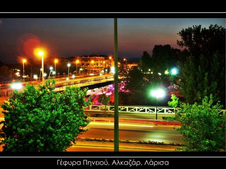 Phneios' river Bridge, Larisa