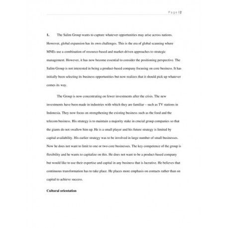 essay on globalization and inequality