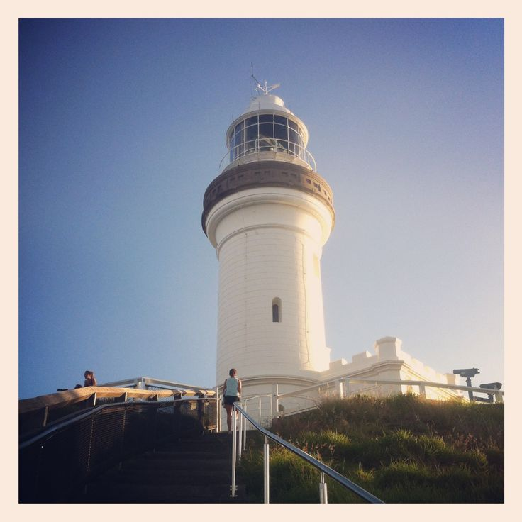A must do in Byron...the lighthouse walk.