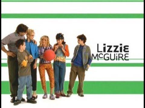 Lizzie McGuire Theme song lyric video