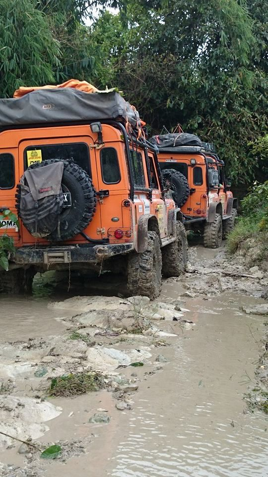 Indonesia Offroad Expedition (Rudy Reza Siregar)