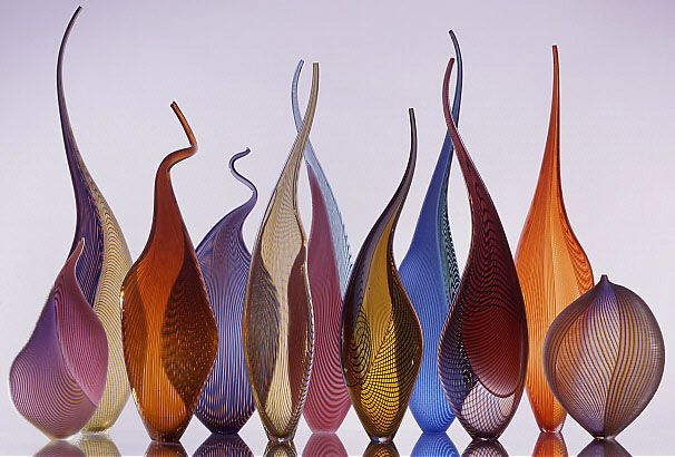 I want to work with glass
