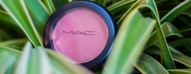 MAC POWDER BLUSH – DESERT ROSE (Matte)