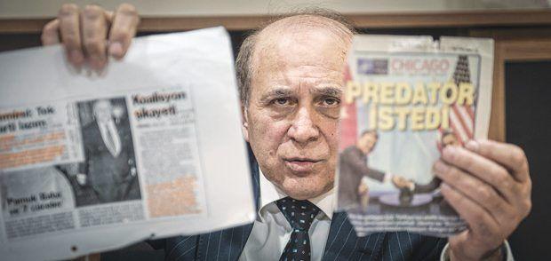Ahmet Hakan   'Başkanlık diktatörlük getirir' diyenleri gırtlaklamak istiyorum