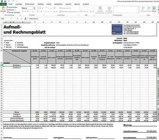 Aufmass Vorlage Elektro Aufmass Vorlage Elektro Kostenlos Aufmass Vorlage Pdf Kostenlos Elektro In 2020 Vorlagen Flugblatt Design Lebenslauf Vorlagen Word