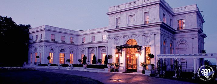 Rosecliff... one of my favorite mansions visited in Newport, RI