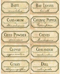 Etiketten maken en printen