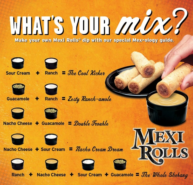 Mexi Rolls.