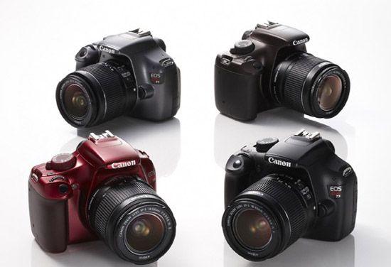 Canon EOS 1100D/EOS Rebel T3