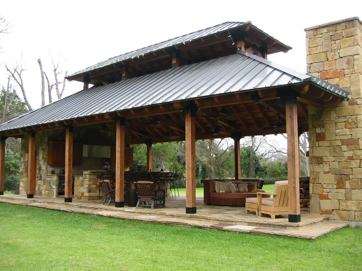 67 best images about farmhouse building on pinterest for Texas outdoor kitchen ideas