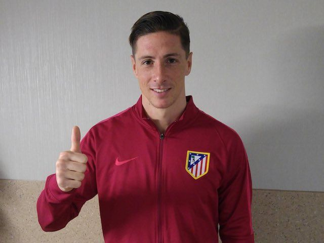 Fernando Torres eager to recover from head injury and return to action
