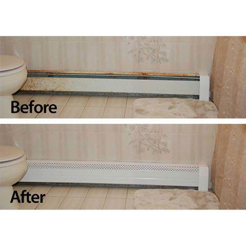 Bathroom Baseboard Ideas: Neatheat 4 Ft. Hot Water