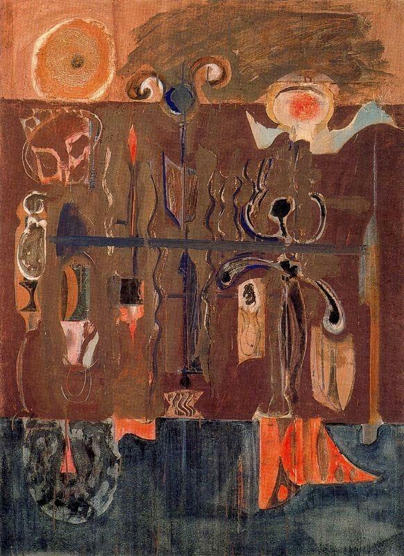 Mark Rothko, Untitled, 1945