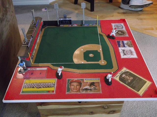 cool stadium on Flickr for playing Strat-O-Matic baseball ...