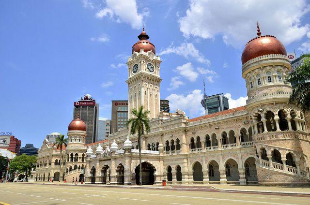 Image Result For Bangunan Sultan Abdul Samad Clock Tower Kuala Lumpur Ferry Building San Francisco