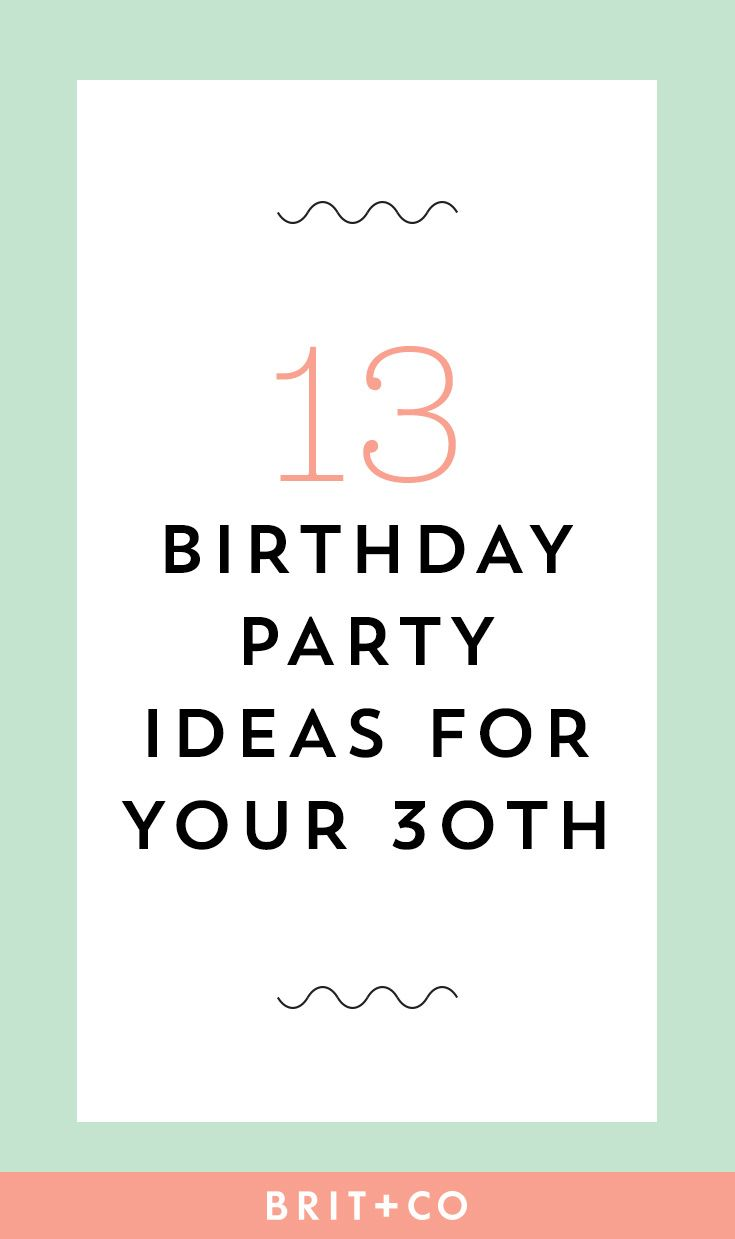 13 30th Birthday Party Ideas For Wine Lovers 30th