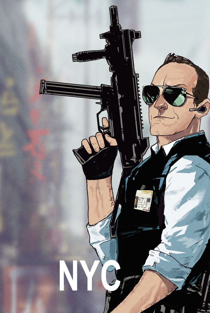 Agent Phil Coulson •Dave Seguin