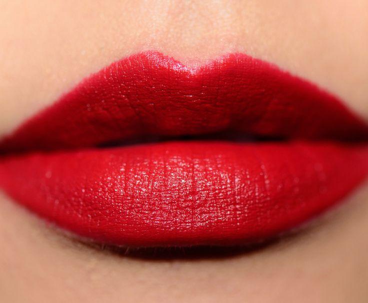 MAC Russian Red Lipstick