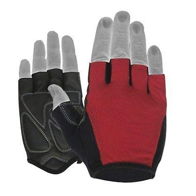 Bicycle Gloves / Cycling Glove SPG Red-Black Medium