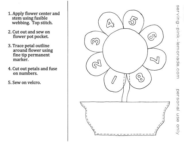 Free printable quiet book pages (a bunch). Maybe use as flannelboard pieces.