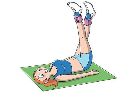 Sequenza di esercizi interno coscia