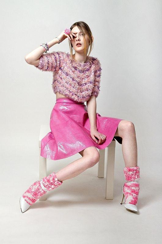 fot. Malwina Sulima modelka: Natalia/Mango