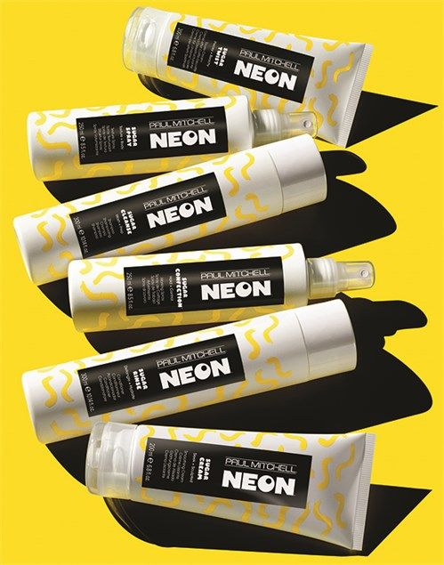 "Say goodbye to ""borrowing"" your mom's hair products—and say hello to Neon! #NeonHair"