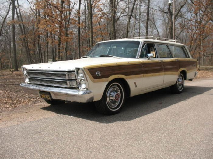 1966 ford country squire - photo #12