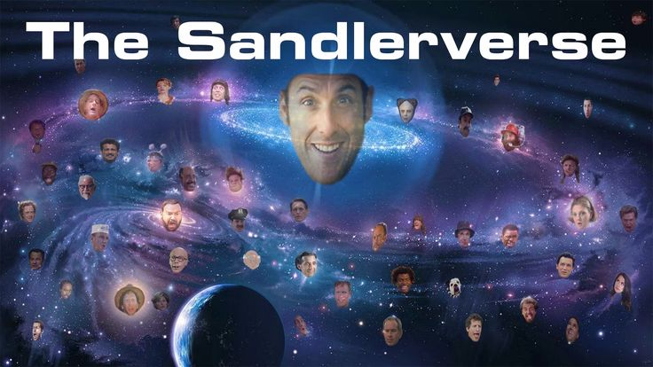 Watch How All Adam Sandler's Movies Are Connected