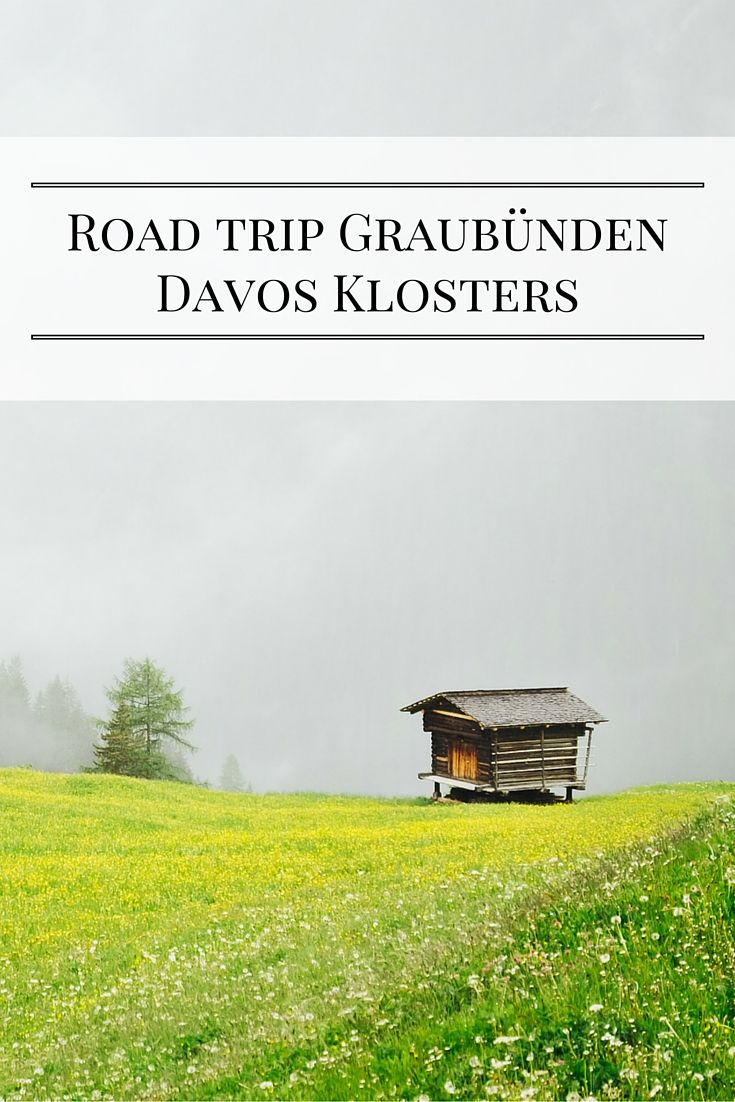 We have a new blogpost about the first stop of our road trip in Graubunden: Davos Klosters! Read more about places to go and check more photos here!