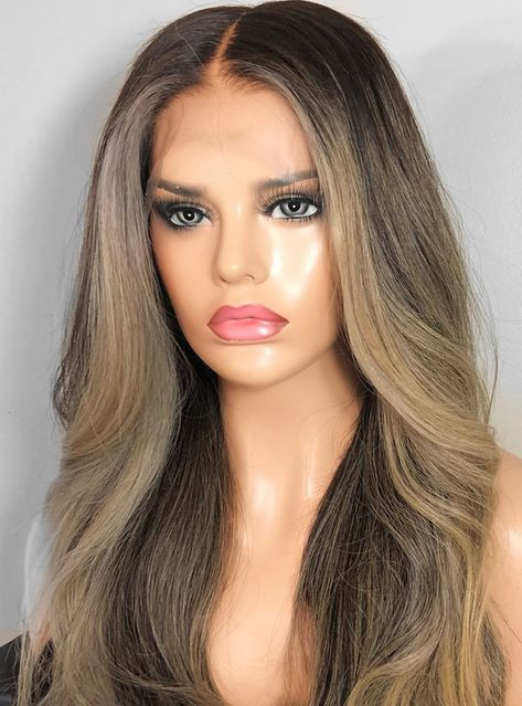 Justice Hairstylist Anthony Natural   Ash Blonde Lace Wig - AnthonyCuts040 bcc313e50bf9