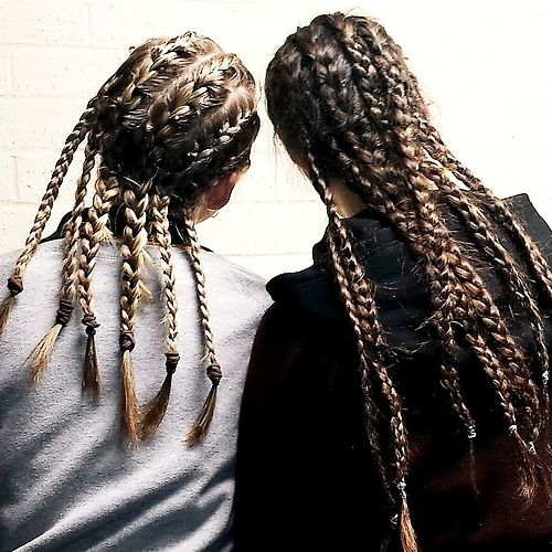 Braided obsession
