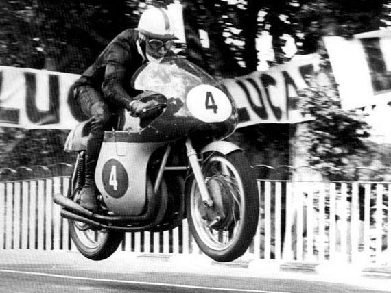 Legends: John Surtees