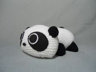 1000+ images about Amigurumi - panda on Pinterest ...