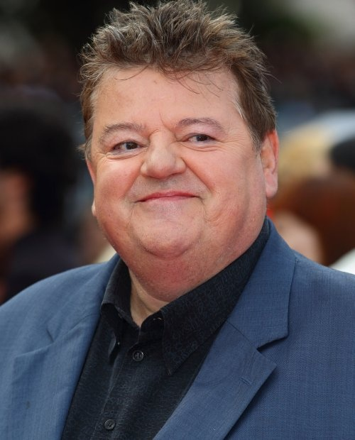 Robbie Coltrane - perfect as Hagrid, but I liked him even better in Cracker