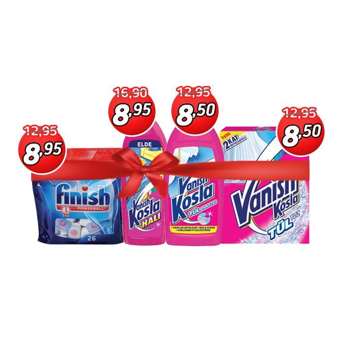 Temizlik Paketi PKT17 ::
