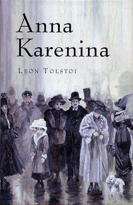 "Anna Karenina  Lev Tolstoi  ""todas las familias..."""