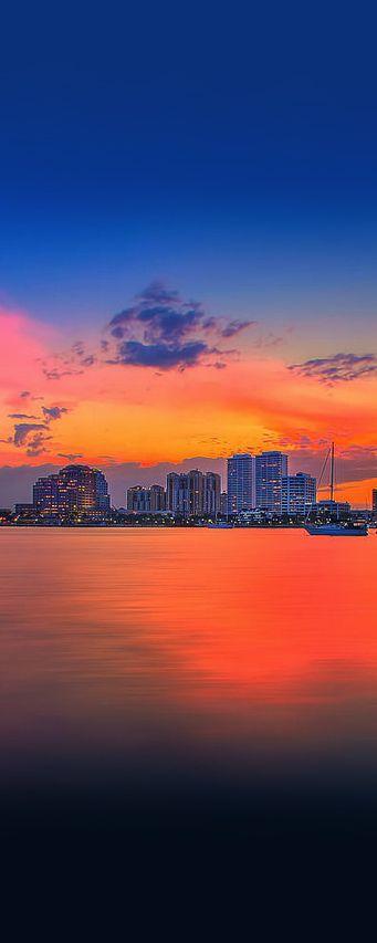 West Palm Beach, Florida, USA ~ good to be home