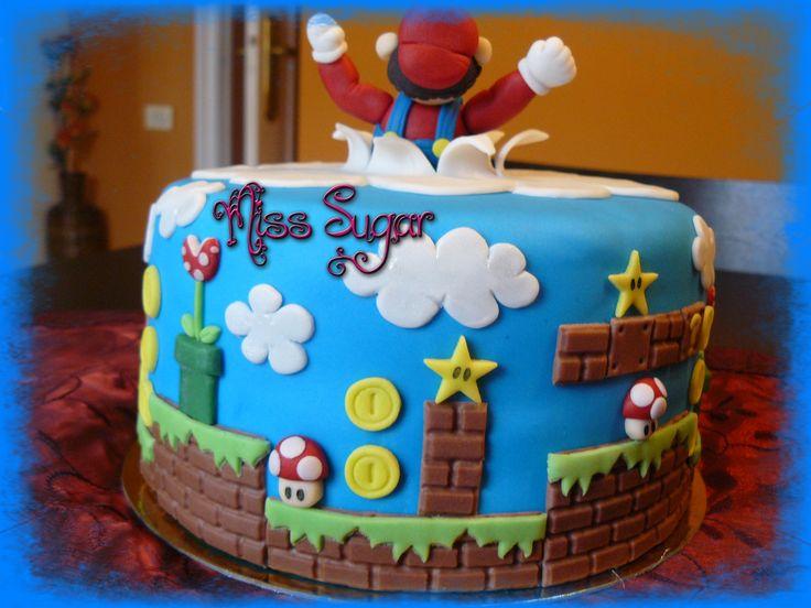 Vale, lo confieso: tenía unas ganas tremendas de que me hiciesen este encargo... Síiiiiiiiiiiiiiii, me encanta el Super Mario!!!!!!, y...