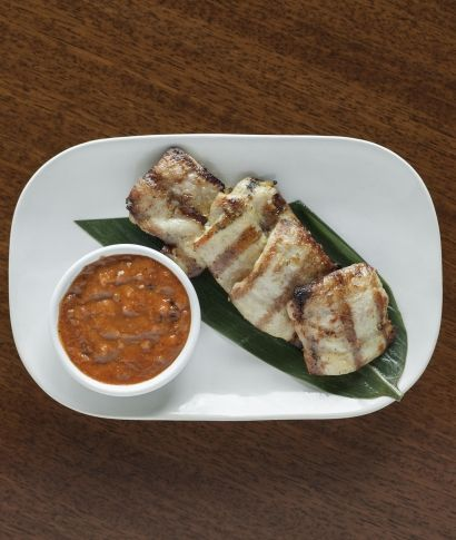 Busaba Eathai Food menu - Stir Fries, Curries, Grilled Dishes and more.