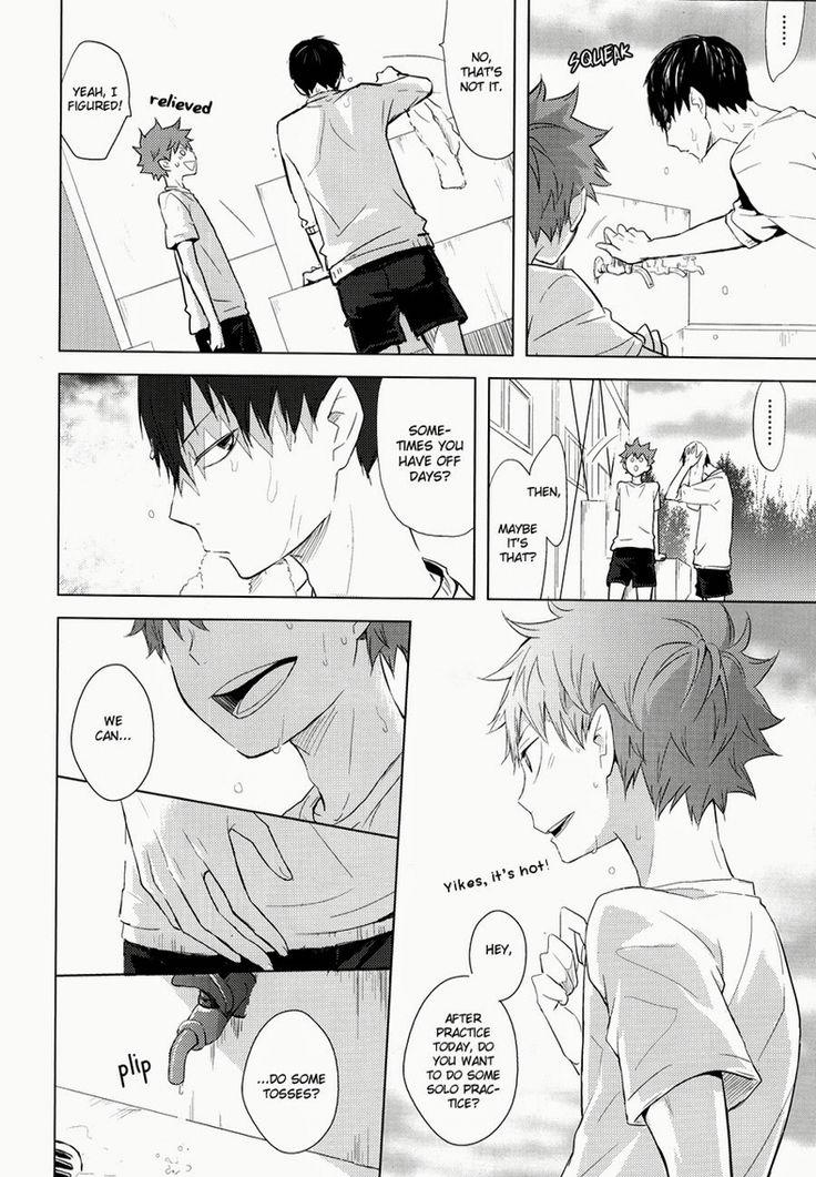 [bubunhanten] Haikyuu!! dj – Kokoro Control 1 [Eng]  Page 10 #Haikyuu #Yaoi #Kagehina #kageyama #hinata #doujinshi #amazing #beautiful #love #sweet #happy