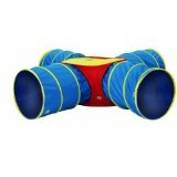 Pacific Play Tents Institutional Tunnels of Fun Junction Set #20460 Blue