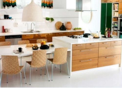 Small Kitchen island with Seating : Tips in Purchasing Kitchen Island Table – muolaa.com