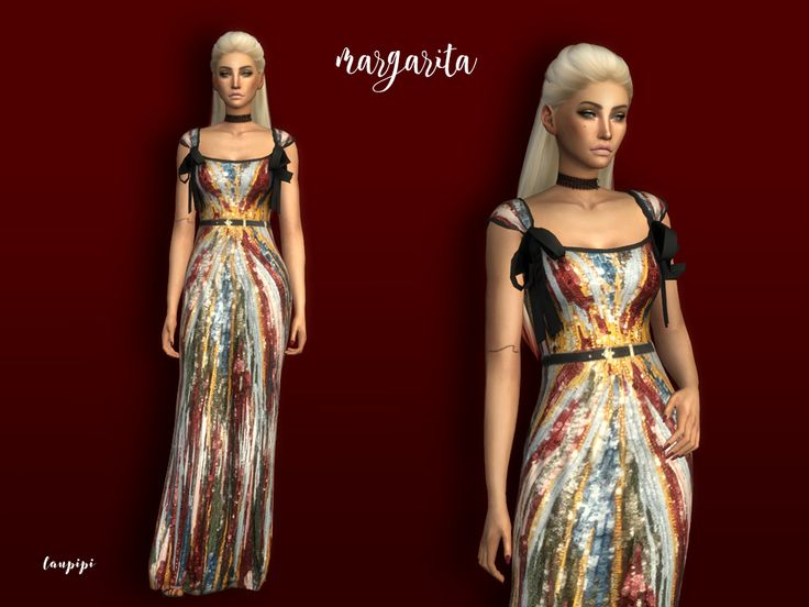 New dress, something special and different. -New mesh, all LODs -With and without a belt Download TERMS OF USE Don't  reuploa...