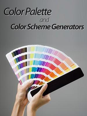 Color scheme generators